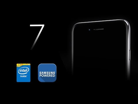 iPhone 7 - Powered By Intel & Samsung!