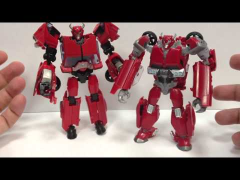 Transformers: Prime Deluxe CLIFFJUMPER (RiD Revealers)