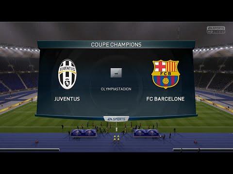 Juventus - Barcelone [FIFA 15] | UEFA Champions League 2014-2015 (Finale) | CPU Vs. CPU