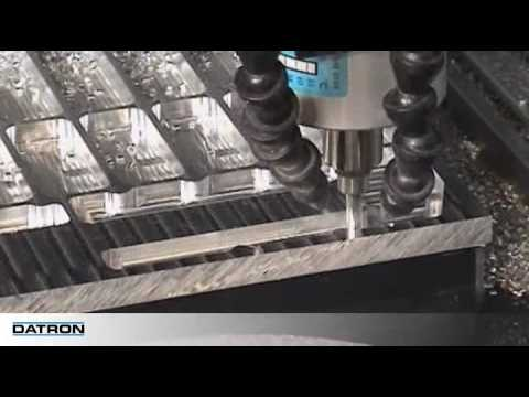 DATRON High-Speed CNC Machining VERSATILITY!!!