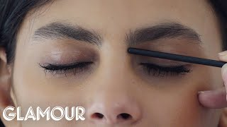 How to Shape Your Eyebrows | Glamour