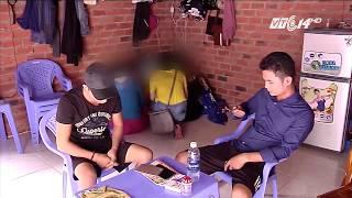 VTC14 | Tiếp tục giải cứu trẻ vị thành niên ra khỏi quán cà phê ôm