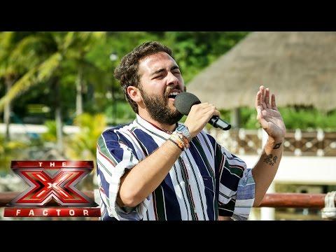 X Factor Andrea judges houses