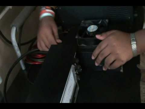 How to insatall CB Radio.
