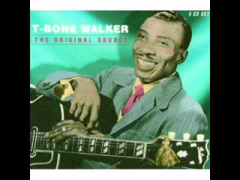 T-Bone Walker - Baby, You Broke My Heart