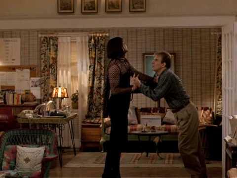 Steve Martin and Liev Schreiber Dance