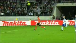 finland vs netherlands 0-2 All Goals.EURO 2012 Qualifiers . HD
