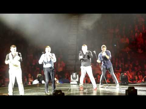 98 Degrees - Because Of You - Mohegan Sun 5/28/13