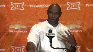 Charlie Strong Monday press conference [Sept. 22, 2014]
