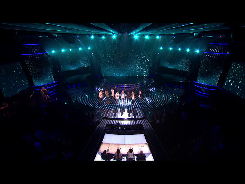 Stereo Kicks Sing Off | Live Results Wk 2 | The X Factor UK 2014