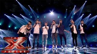 Stereo Kicks sing The Pretenders' I'll Stand By You |(Sing off) Results Wk 2 | The X Factor UK 2014