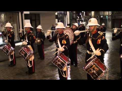 Omagh Protestant Boys  Cormeen Rising Sons Of William 2014 video