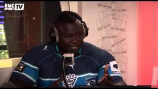 Bombardier sur RMC Sport : « la lutte sénégalaise est un sport de guerriers »