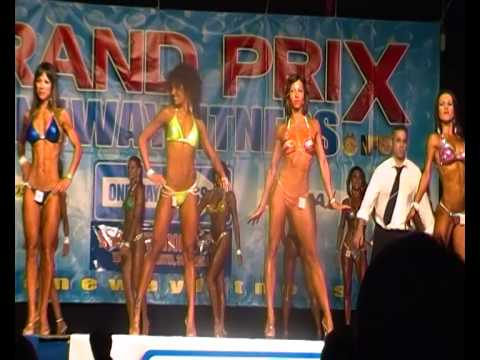 Gp bikini one way fitness Claudia Massera 15/06/2014