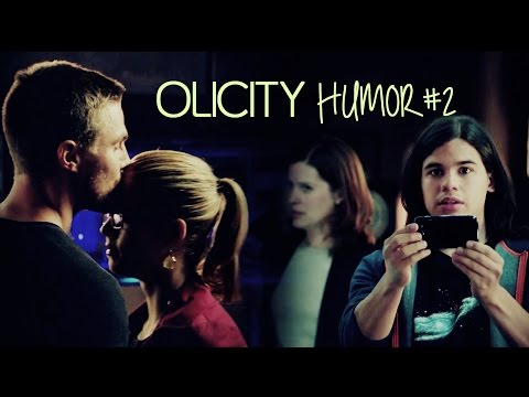 Olicity Humor | Fandom Reaction #2