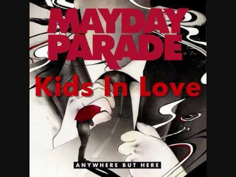 Mayday Parade - Anywhere But Here - MAYDAY PARADE