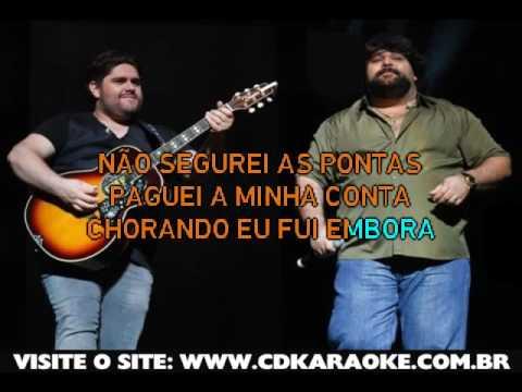César Menotti & Fabiano   Mesa 22