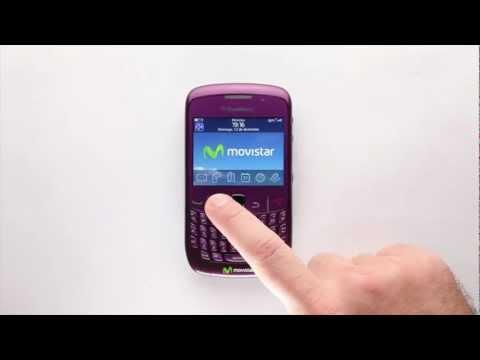 Movistar - Cómo restablecer los ajustes de fábrica en un Blackberry Curve 8520