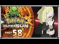 Pokemon Ultra Sun Playthrough with Chaos part 58: VS Hapu and Gladion