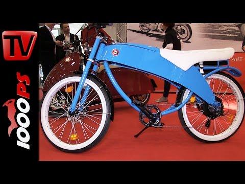 Lohner E Bikes | Bike Austria Tulln 2015