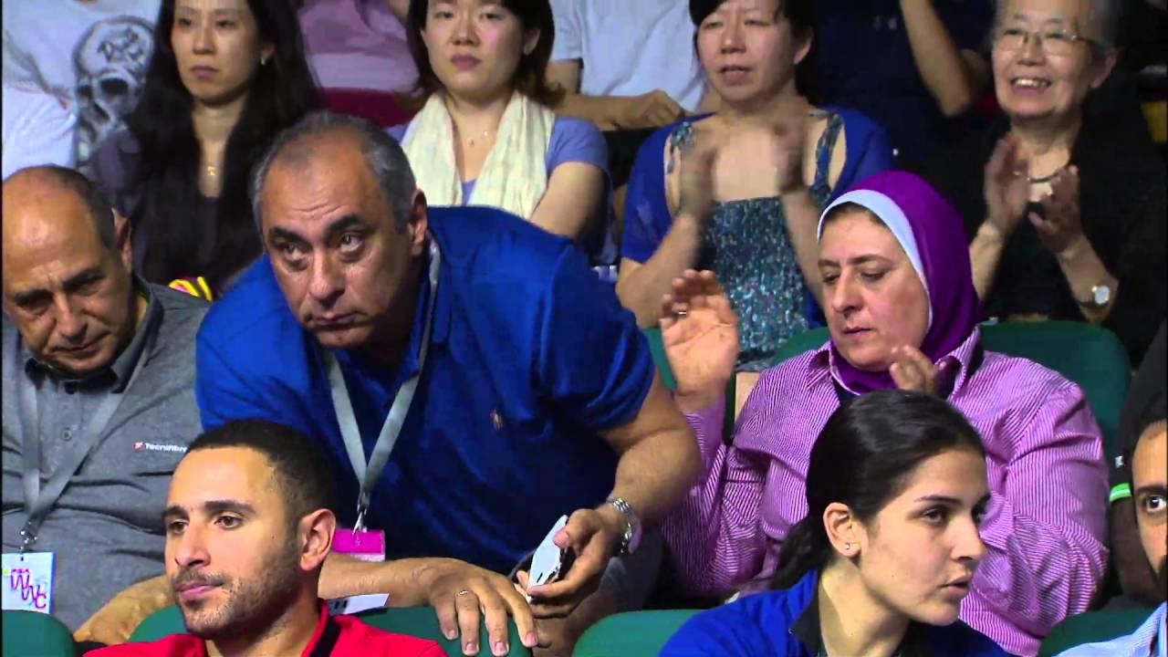 NAZA PSA WOMEN'S WORLD CHAMPIONSHIP - Semi Final Roundup - Gohar v El Sherbini
