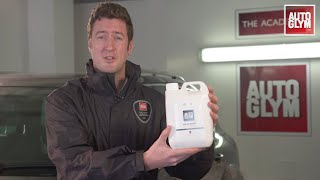 How to use Autoglym Polar Blast