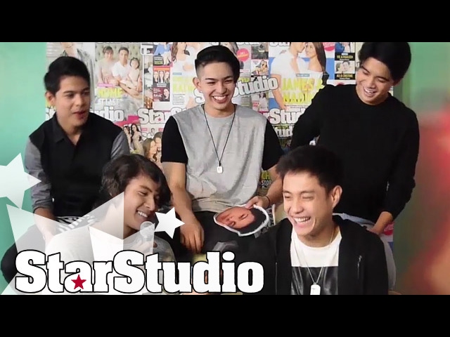 StarStudio - Sessions with BoybandPH (Part 2)