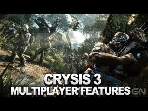 Crysis 3  Multiplayer Features Trailer