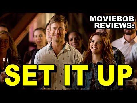MovieBob Reviews: : SET IT UP