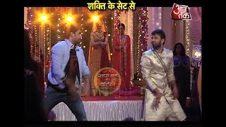 Shakti: Harman & Sameer's DANCE FACE-OFF For Saumya!