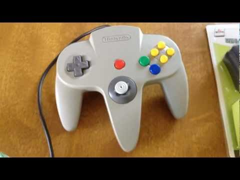 Nintendo 64 USB Controller Adapter Review