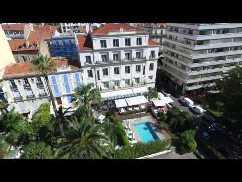 HOTEL LE CANBERRA CANNES EN VIDEO 3D