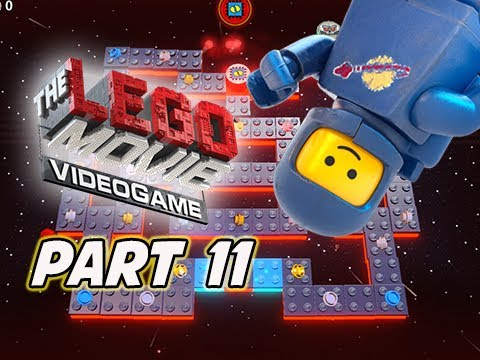 The LEGO Movie Videogame Walkthrough Part 11 - BENNY (PS4 XBOX ONE Gameplay)