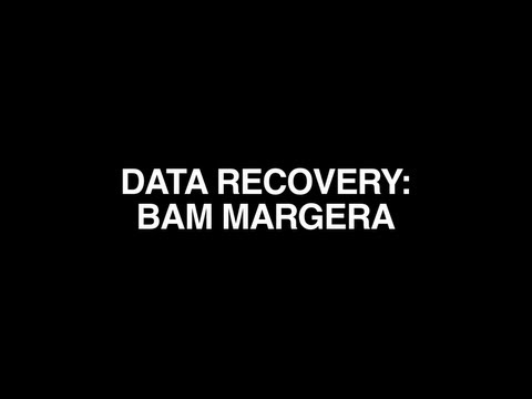 DATA RECOVERY : BAM MARGERA