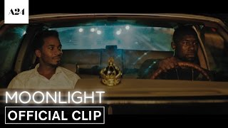 Moonlight | Classic Man | Official Clip HD | A24