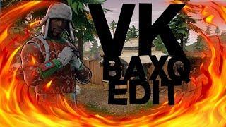 VK Baxq Edit : Gods plan