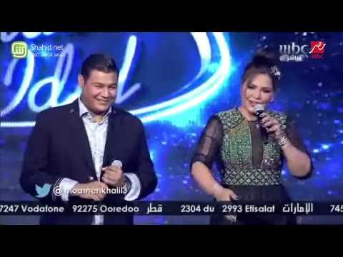 Arab Idol -مؤمن خليل - الحلقات المباشرة - بحبك وحشتيني