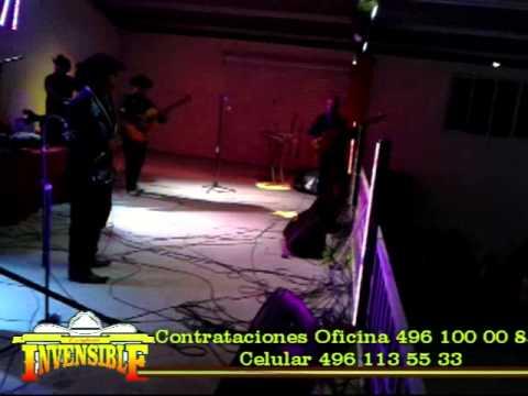 Conjunto Invensible de Aguascalientes en vivo El salero Cosio Aguascalientes