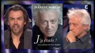Jean-Luc Moreau On n'est pas couché 30 mars 2013 #ONPC