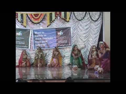 My Home Navadweepa Diwali Program 2009 - Ghoomer