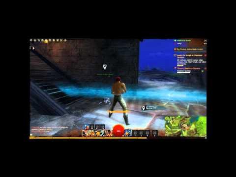 Nvidia Geforce GT 730m Gameplay Test: Guild Wars 2
