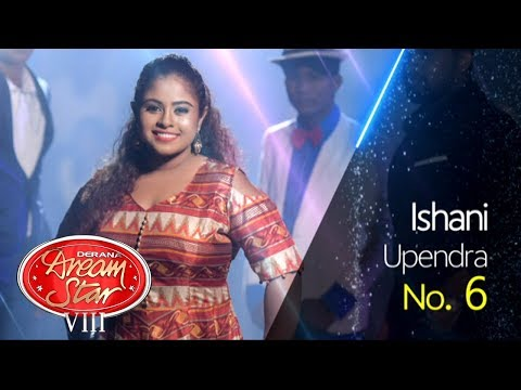 Derana Dream Star Season VIII | Din Din Din By Ishani Upendra
