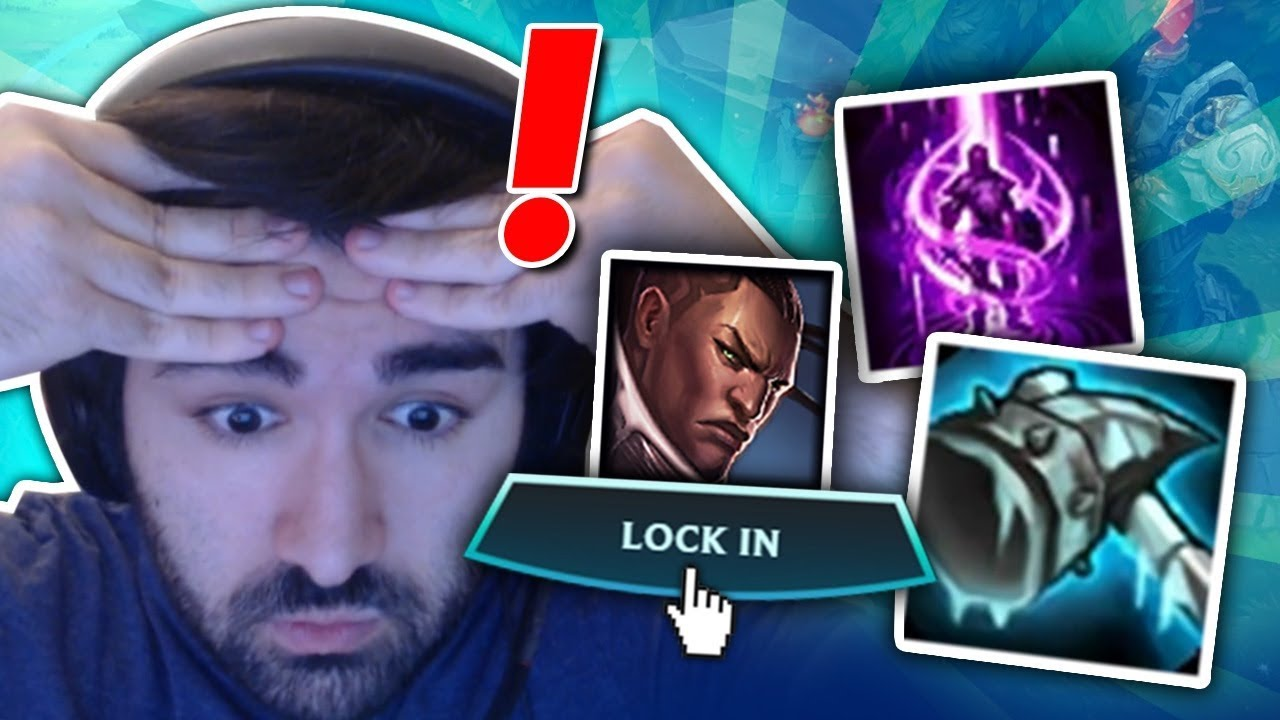 Voyboy's FROZEN MALLET TECHNOLOGY - ACCIDENTAL LUCIAN TOP PRODIGY OF THE WORLD!! (ALMOST TILTED)