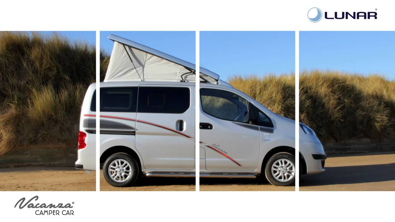 Lunar Vacanza Camper Car Youtube