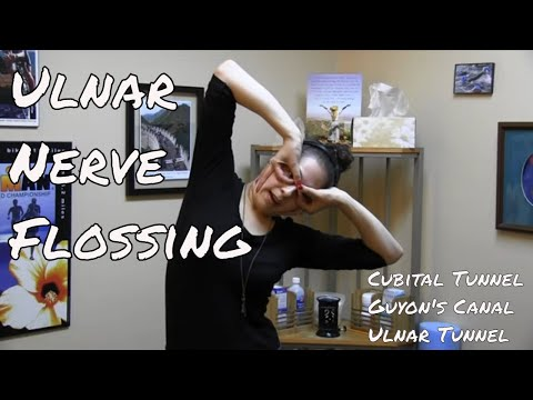 Ulnar Nerve Flossing Exercise - Amazing Results - Kinetic Health