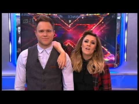 Caroline Flack & Olly Murs Xtra Factor Best Of 2012 video