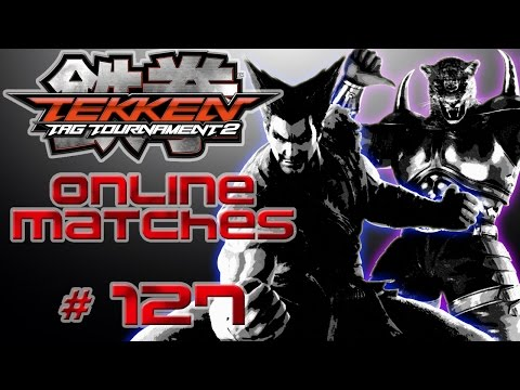 Tekken Tag Tournament 2 - Online Matches Ep.127 | Miguel The Pornstar #Collusion