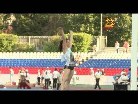 Чемпионат по лёгкой атлетике