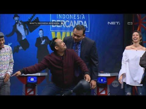 Waktu Indonesia Bercanda (4/2) - Senjata Makan Tuan Kekesalan Bedu tentang Jawaban Cicak Nyeker