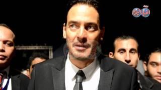 كلمة خالد ابوالنجا  فى مهرجان القاهرة السينمائي